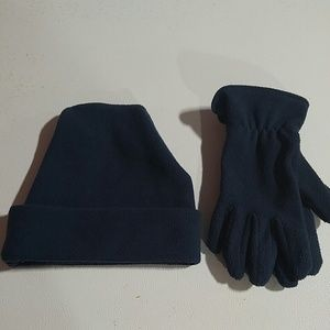 Women's hat and gloves🎉